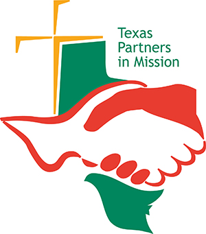 Texas Partners in Mission Logo