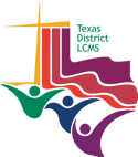 Texas District Lutheran Church Missouri Synod Logo